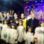 宜蘭代理縣長陳金德參加《愛在聖誕、愛在宜蘭》音樂會