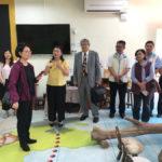 監委陳師孟等對實驗教育推展在地文化教育頗為讚賞!