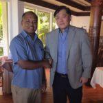 鄭惠太率團考察帛琉共和國 深化台帛實質經貿關係