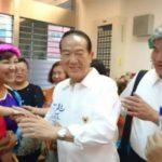 宋楚瑜參選總統將成為藍營反韓選民的「出口」!