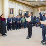 游錫堃當選立法院長  強調要謹記「 議權民授 」 力踐「 三化 」建構多元理性的新國會
