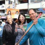 游錫堃任命洪慈庸為立法院顧問    綠委贊同     藍委砲轟「顏色對了,選輸還有更好的位子!」