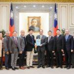 公督盟理事長吳鯤魯拜訪立法院長游錫堃   將持續扮演國會改革的重要角色