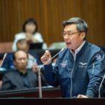 參選民進黨高雄市黨部主委     趙天麟提出三項使命:罷韓補選、開放黨部及議會過半