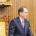 立法院長游錫堃及其家人遭恐嚇   控警報案不理     徐國勇:游院長誤會了