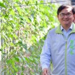 民進黨立委劉櫂豪登記參選台東黨部主委,期待讓台東人看見更好的民進黨