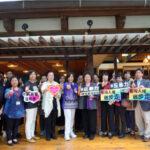 國際終止婦女受暴!監察院長陳菊、著名導演魏德勝等亦受邀參加。