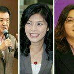 國民黨立院黨團幹部出爐    新任總召費鴻泰、書記長鄭麗文、首席副書記長陳玉珍