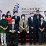 【國家人權委員會週年】陳菊:人權成為溫暖的力量,讓人權不斷向前